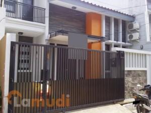 Pagar Rumah Minimalis Modern Contoh Desain 2017 Lamudi