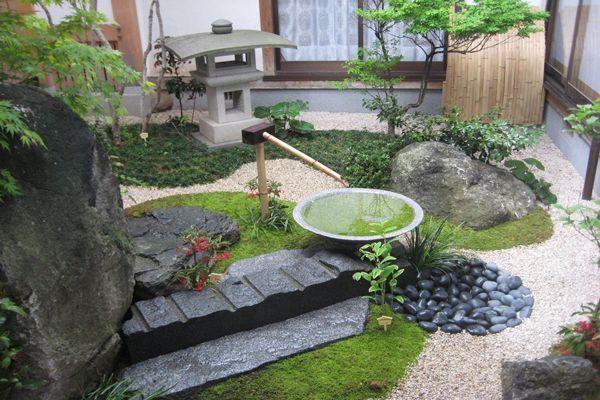 Taman Depan Rumah Gaya Jepang