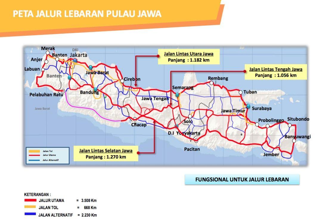 Daftar Jalan Tol Baru Untuk Mudik 2016 & Tarif - Lamudi