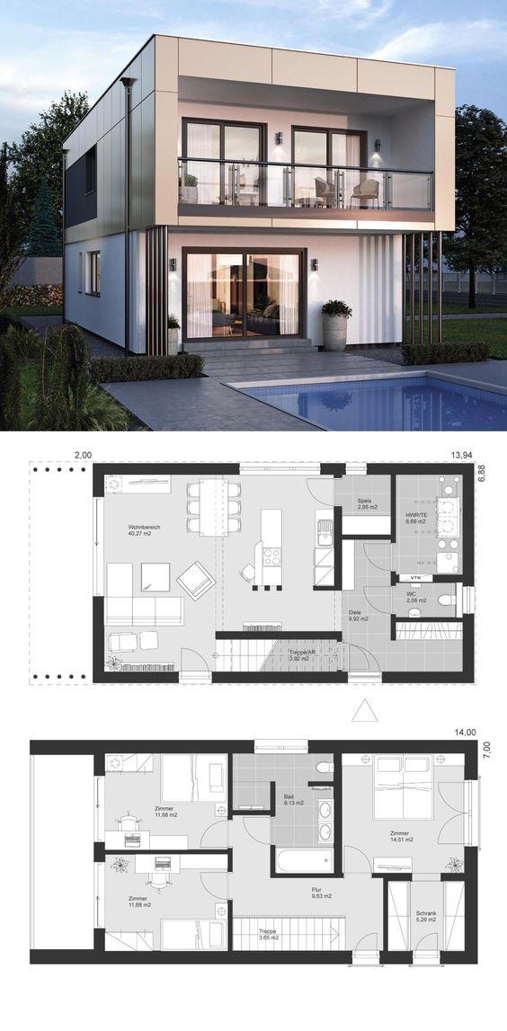 10 Desain Rumah Minimalis 2020 Yang Murah Untuk Dibangun