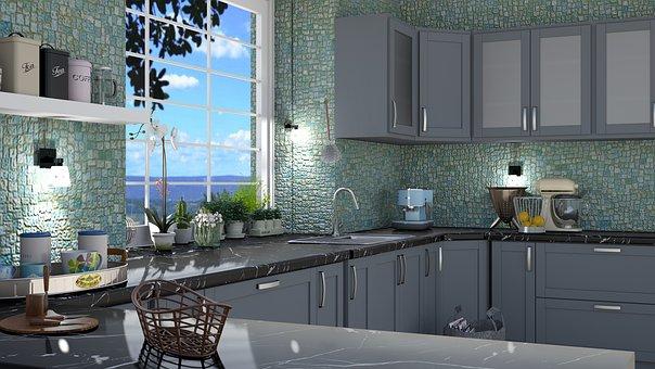 dapur modern minimalis cantik