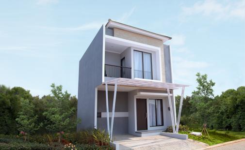 3 Inspirasi Desain Rumah 2 Lantai Untuk Milenial Lamudi