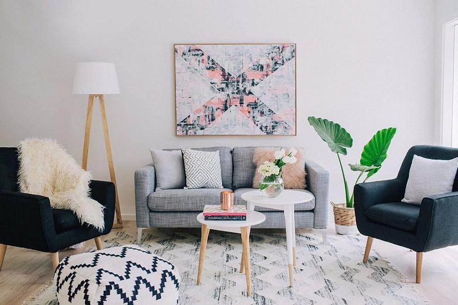 10 Desain Ruang Tamu Minimalis Yang Murah Untuk Dibangun Lamudi