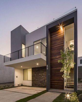 10 desain fasad rumah minimalis yang murah dibangun - lamudi