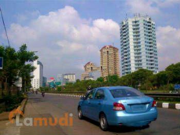 Lahan di Jakarta Selatan