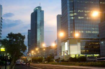 Perkantoran Jakarta Selatan