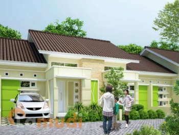 Rumah dijual di Medan