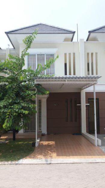Dijual rumah casa jardin jakarta lifiyani for Casa jardin daan mogot harga