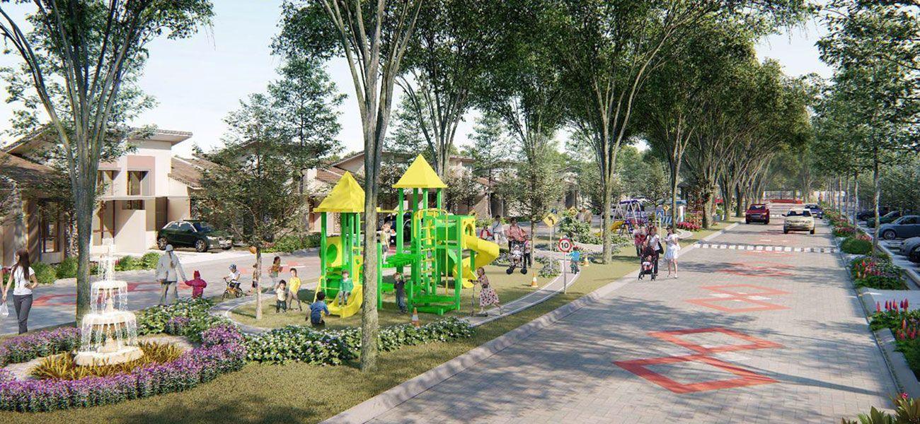 Residensial Forest Hill di Bogor