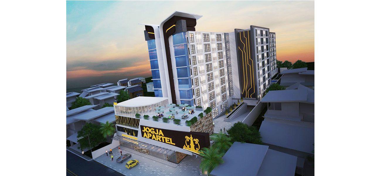 Residensial Jogja Apartel di Yogyakarta