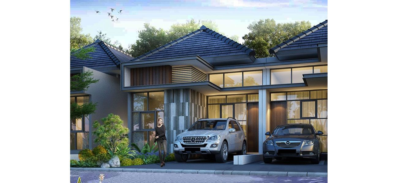 Residensial Golden Hills di Bogor