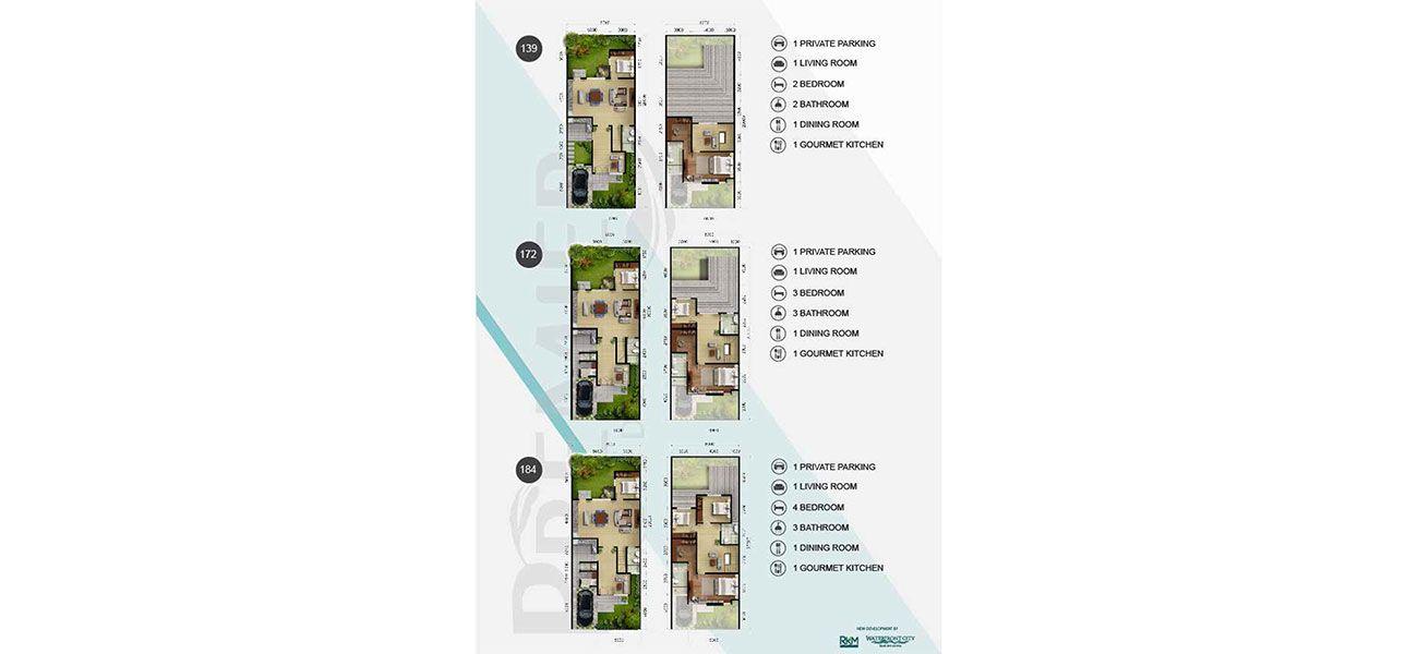 Residensial RKM Tanjung Bunga - Premier Residence Tipe Ambasador di Makassar