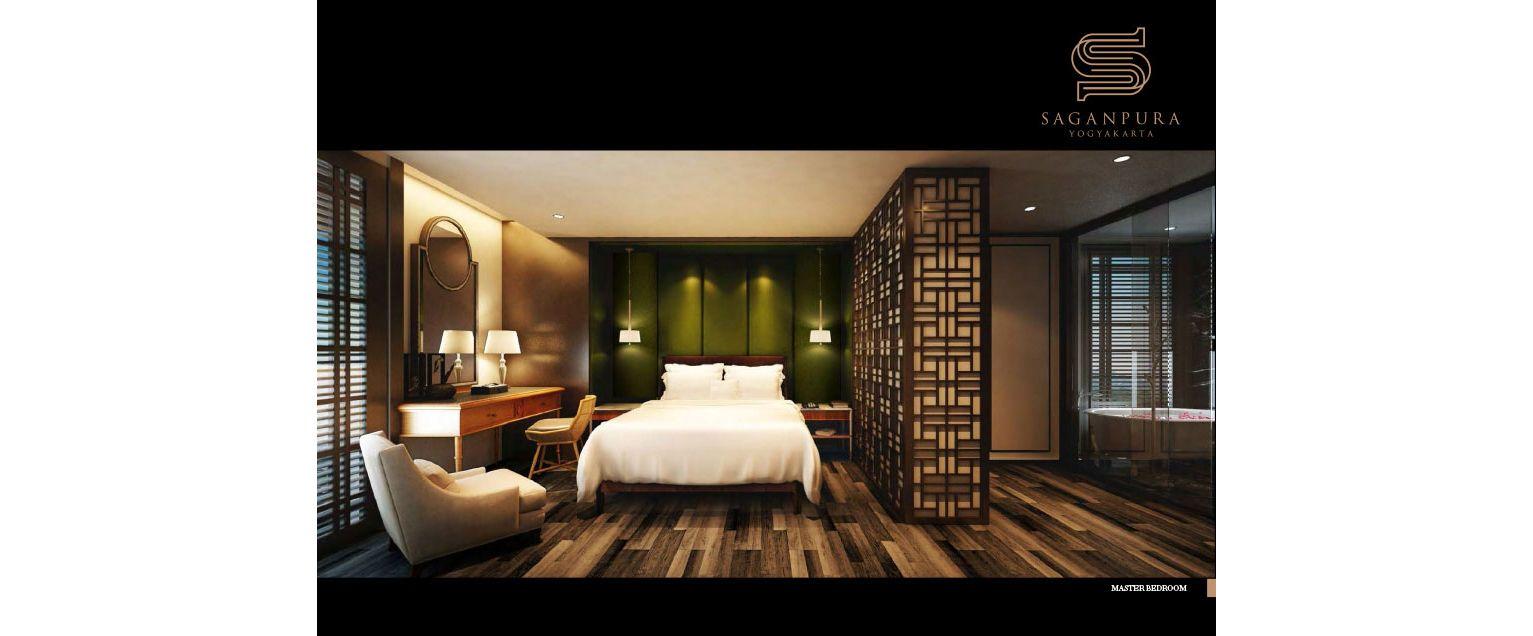 Saganpura Apartemen Tipe 3BR + Maid