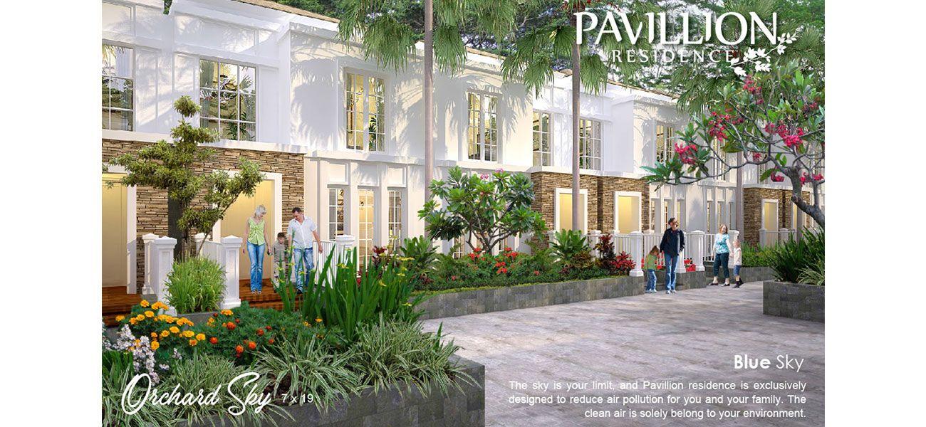 RKM Tanjung Bunga – Pavilion Residence Orchard Sky Tipe 7x19