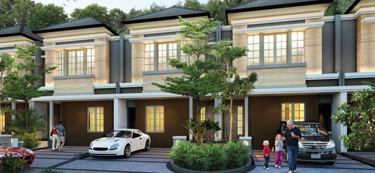 Residensial RKM Tanjung Bunga - The Mansion Tipe Dario di Makassar