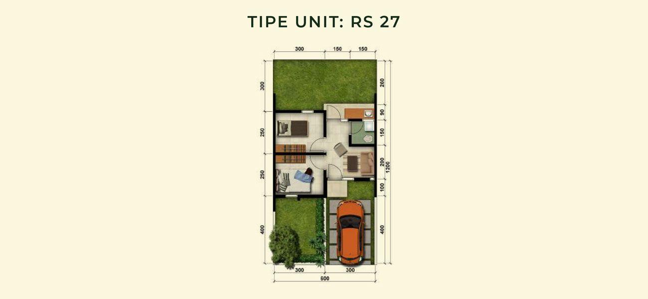 Modernland Cilejit Tipe RS 27