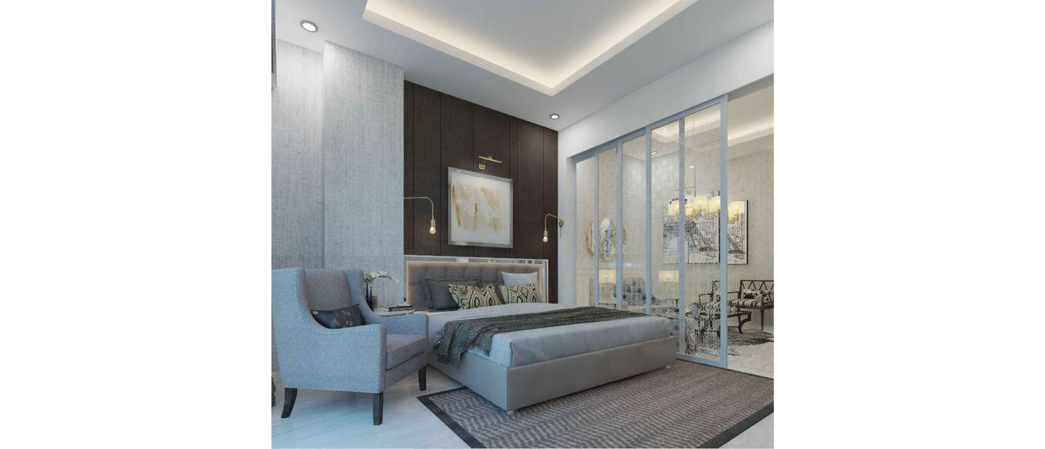 Kemang Village – The Ritz Tipe Royal Penthouse