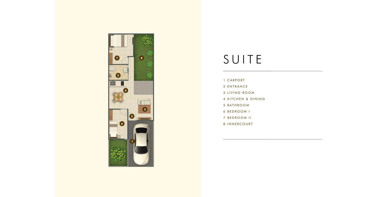 Samanea Hill Tipe Suite