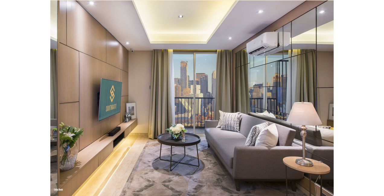 Southgate Residence Tipe 2 BR + Maid