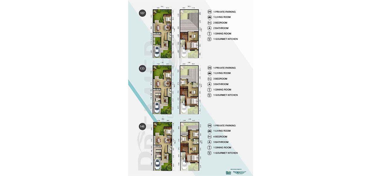 RKM Tanjung Bunga - Premier Residence Tipe Trivial