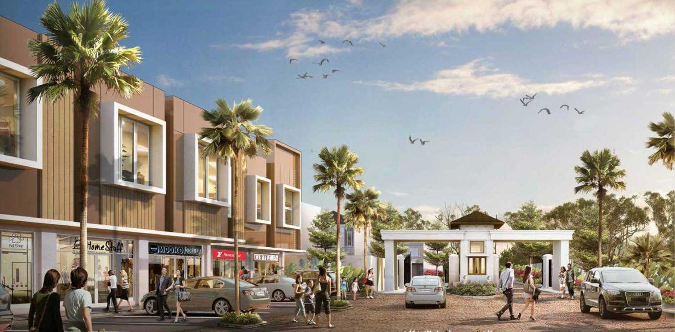 Residensial Puri Mutiara di Makassar