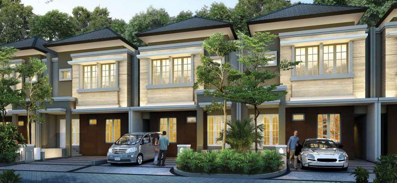 Residensial RKM Tanjung Bunga - The Mansion Tipe Elvio di Makassar
