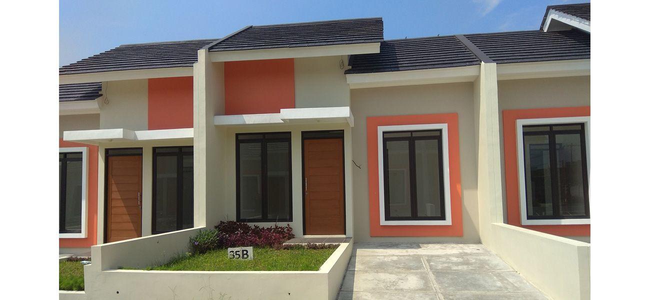 Residensial Kebun Raya Residence Tipe Tulip di Bogor