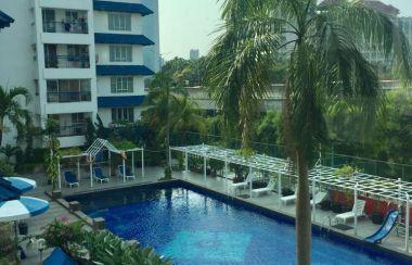 Sewa apartemen Jakarta selatan murah