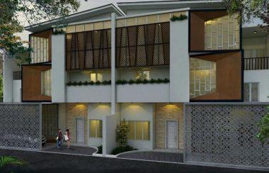 Townhouse Baru Dijual di Jati Padang