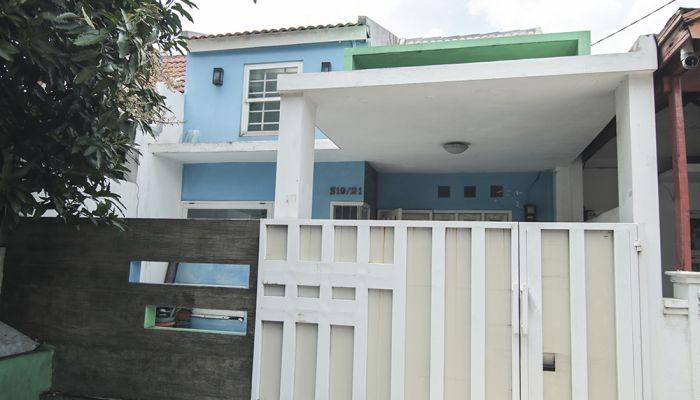 Rumah Dijual Di Bekasi Jawa Barat Jual Cepat Rumah 36 60 Desain Unik 1 5 Tingkat Di Taman Harapan Baru