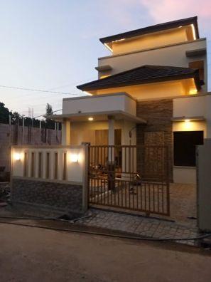 rumah cantik minimalis 2 lantai | contoh-contoh arsitek