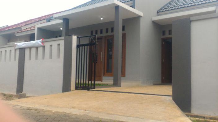 Rumah Hook Harga Miring Luas 125 M2 Bekasi Timur Regency