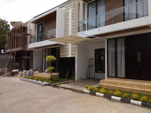 Rumah Minimalis Modern Cantik Di Cilangkap Jakarta Timur
