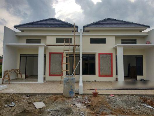44 Gambar Rumah Cluster Depok Terbaru