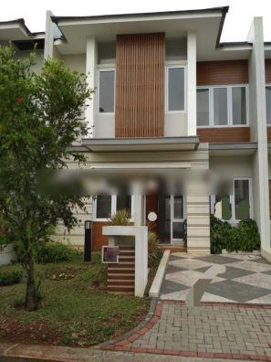 Rumah Baru Dekat Sekolah Dan Pertokoan Di Kota Wisata Cibubur