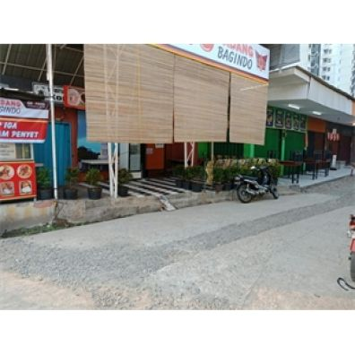 Tanah Pinggir Jalan Lokasi Ramai 24 Jam Dekat Mall Cibubur