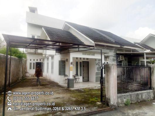 Dijual Rumah Jln Demang Lebar Daun Kancil Putih Palembang