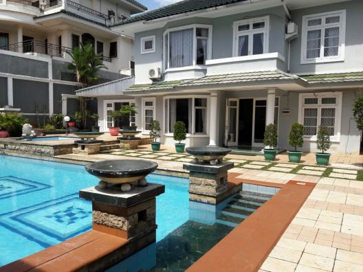 Rumah Sentul City Bukit Golf Hijau - Info Terkait Rumah