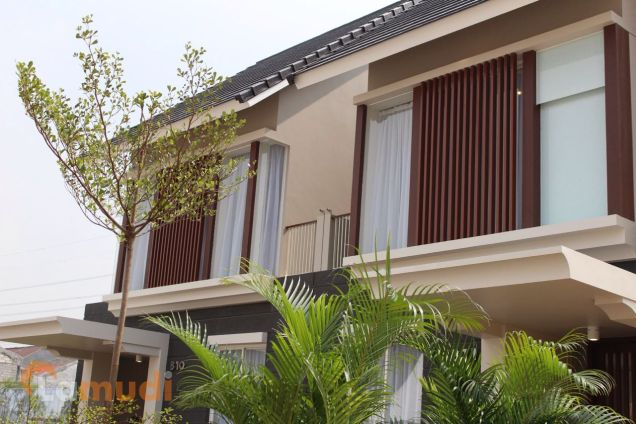 Rumah Mewah Full Furnish di Jakarta Barat Cluster Clover Hill Joglo Start Price 1,7M